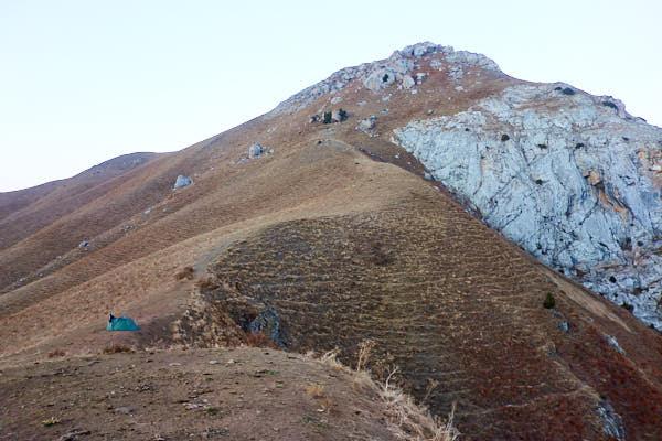 Куруксай и перевал Курук