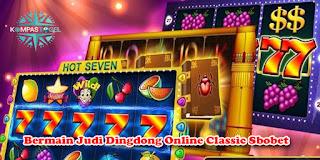 Bermain Judi Dingdong Online Classic Sbobet
