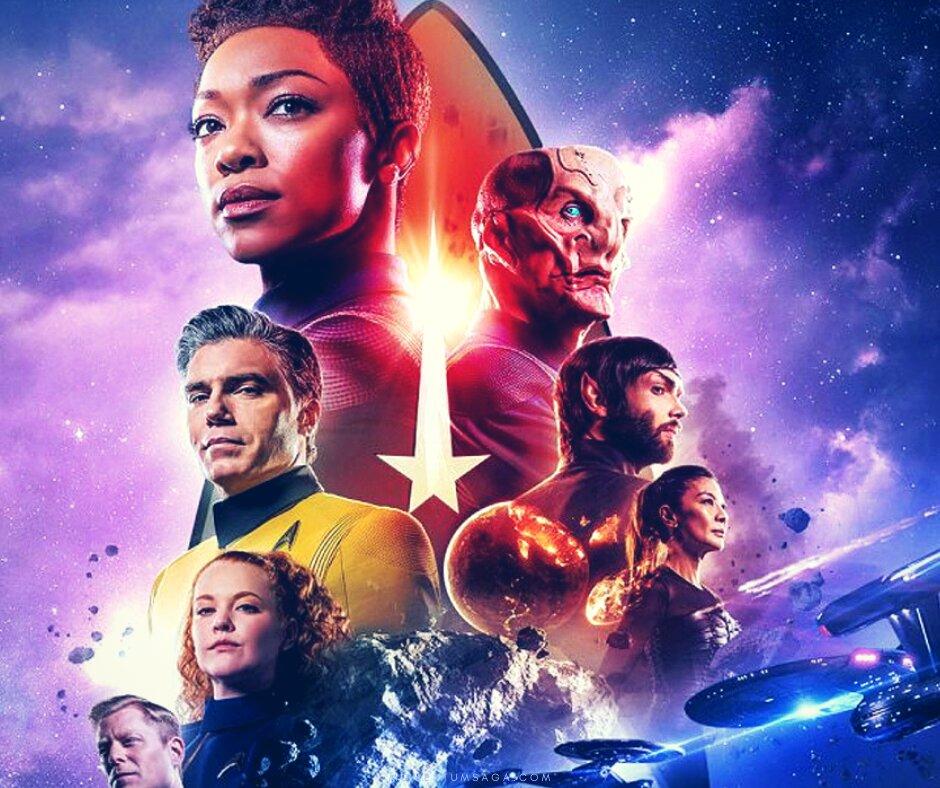 Os acertos de Star Trek Discovery