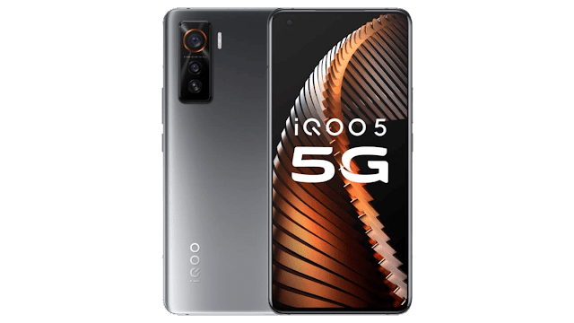 Firmware vivo iQOO 5 (5G) PD2024
