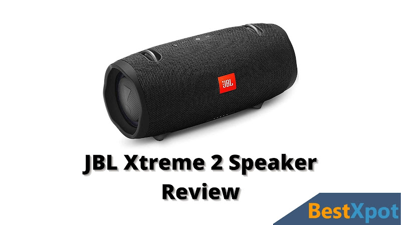 Featured Image of this post (JBL Xtreme 2 Speaker)