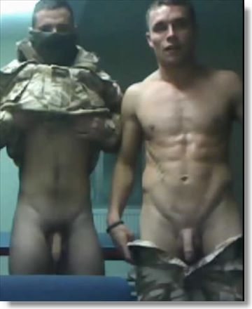Sultry Guy Whacking Off Cumming