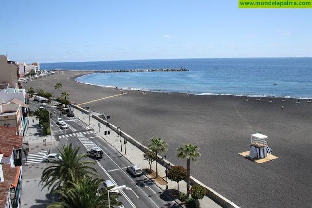 El PP pide al gobierno capitalino que no deje morir la playa y gestione el paseo y la zona de restauración