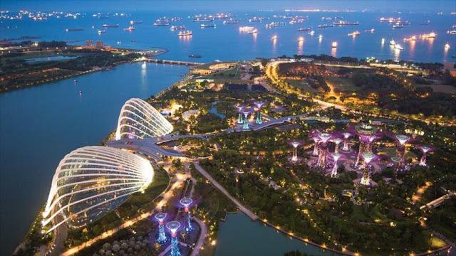 Singapur destrona a EEUU como economía más competitiva del mundo