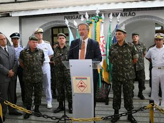 'Não vamos admitir descontrole', diz ministro da Defesa no RN