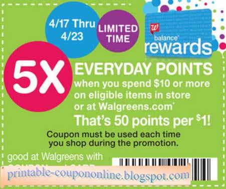Walgreens prints coupons 2019