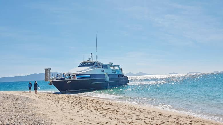 Frankland Island Reef Cruise Day Tour