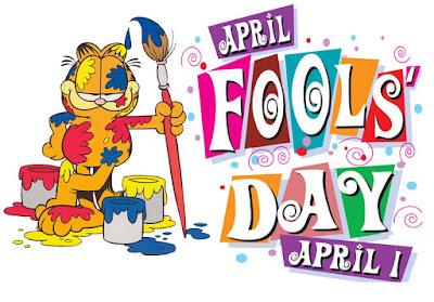 April Fools Day Status