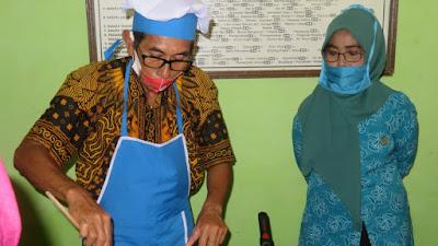 Lomba Tingkat Desa dan Kelurahan di Pammana, Desa Watampanua Dinilai Tim Terpadu