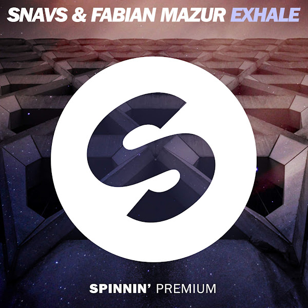 Snavs & Fabian Mazur - Exhale - Single Cover