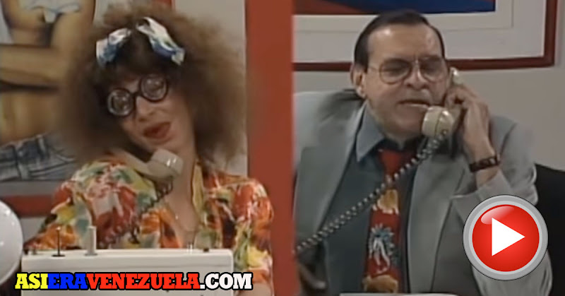 Radio Rochela - Chicas rubias y hermosas 1988 con Pepeto