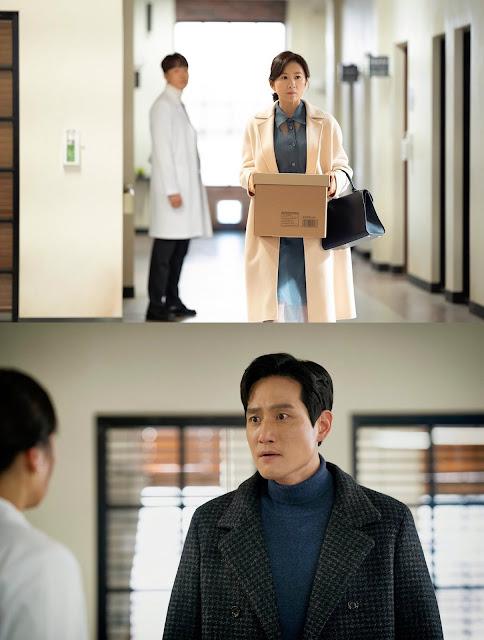 Ji Sun Woo, Lee Tae Oh, dan Yeo Da Kyung