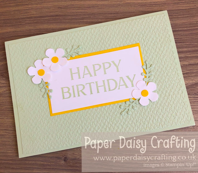 Nigezza Creates with Stampin' Up! and friends Jill & Gez Go Crafting July 6th 2020