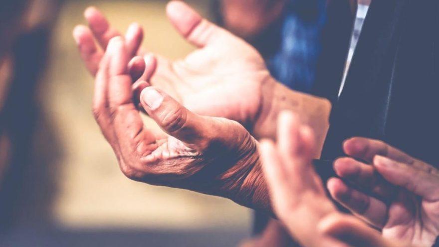 Duanın makbul olması için