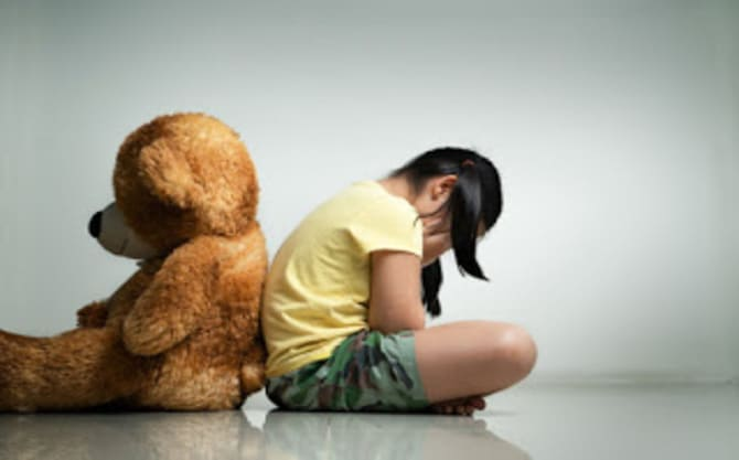 مرض التوحد لدى الاطفال