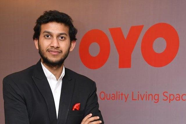 OYO Rooms Founder Ritesh Agarwal Story - Hindi