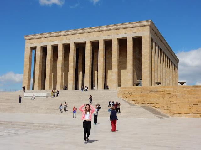 Turquie, Istanbul, Memorial Ataturk, Ankara, Urgup, Dolmabahce, Vallee Goreme, Cappadoce, Voyages, Travel, elisaorigami