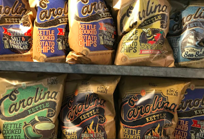 Carolina Kettle Chips