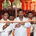 चिरैया विधायक ने किया पूजा पंडाल का उद्घाटन