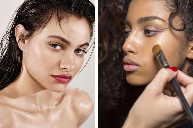 Recette de crème matifiante spéciale peau grasse pour fixer le maquillage
