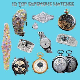 10 Top Expensive Watches in the World 2020