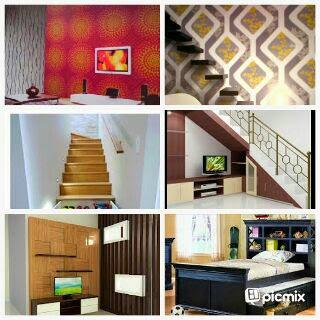 Jasa interior rumah minimalis | alzainterior.com