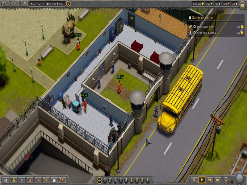 Download Prison Tycoon Under New Management Game Setup Exe