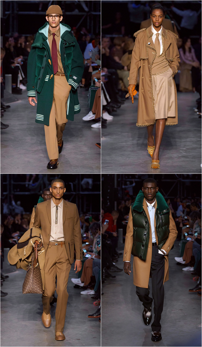 burberry fall 2019