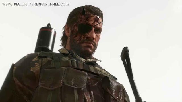 Metal Gear Solid V Montage Wallpaper Engine