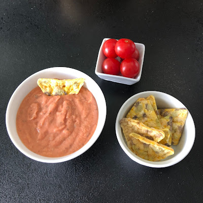 Tartinade onctueuse à la tomate et au basilic