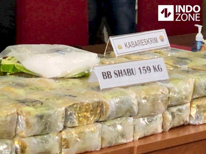 IPW Sebut Ada Barang Bukti Sabu Seberat 11 Kg Hilang di Surabaya, Loh Kok Bisa?