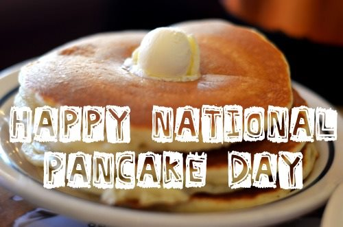 National Pancake Day Wishes