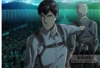 Shoukei to Shikabane no Michi English Lyrics (Attack on Titan Season 3 Part 2 Opening) - Linked Horizon