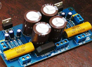Gainclone power amplifier