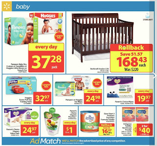 Walmart flyer winnipeg August 31 - September, 2017