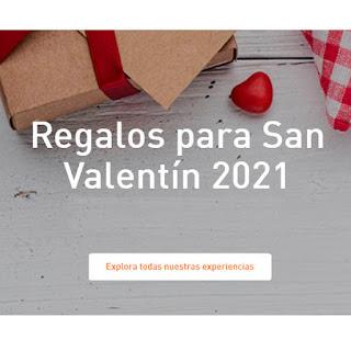 Regalos originales y románticos para San Valentín con descuentos