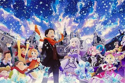 Re:Zero kara Hajimeru Isekai Seikatsu: Memory Snow OST Full