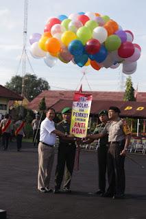 Kapolres Cirebon Kota Hadiri Deklarasi Anti Hoax