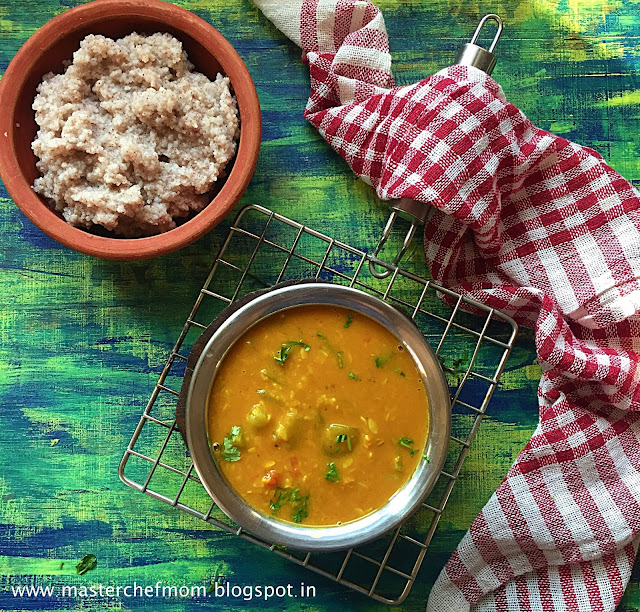 quick sambar