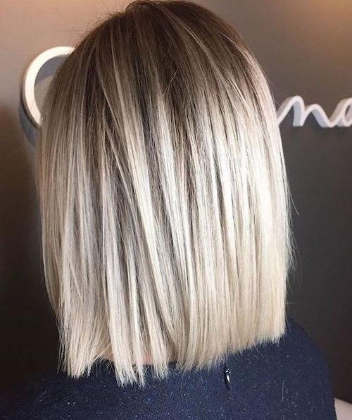 اجمل تسريحات الشعر المستقيم والمنسدل 2021