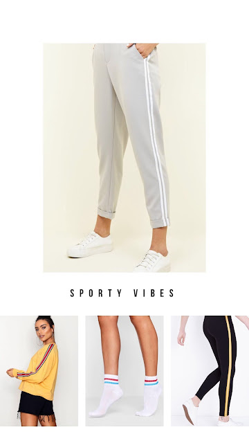 My Top 3 Summer 2018 Fashion Trends - Sporty Vibes | The Beauty is a Beast