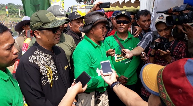 Sisi Indah Citarum Ngabuburit Mancing Mania 2018