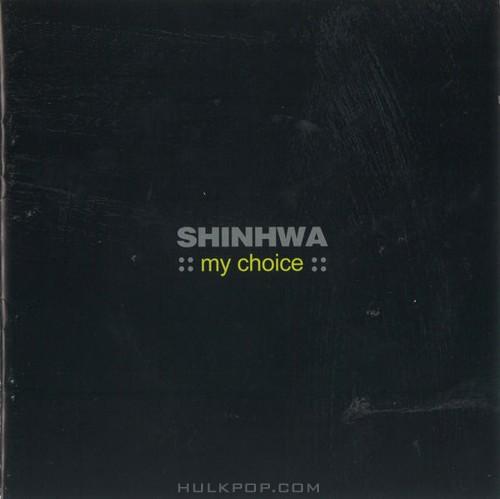 SHINHWA – My Choice – Best Album