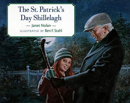 The St. Patrick's Day Shillelagh the night before st. patrick's day