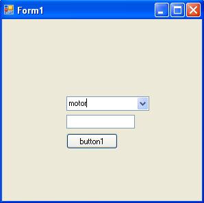 Menampilkan Data Dari Database ke Combo Box C#