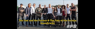 the fast and the furious 8 soundtracks-the fate of the furious soundtracks-hizli ve ofkeli 8 muzikleri-ofkenin kaderi muzikleri
