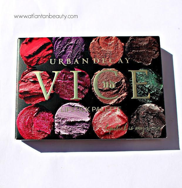 Urban Decay's Junkie Vice Lipstick Palette