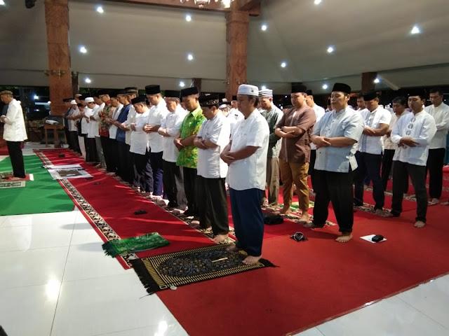 Danyon Armed 11 Kostrad Buka Bersama dengan Forum Pimpinan Daerah Kota Magelang