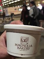 pudding de banana de magnolia bakery