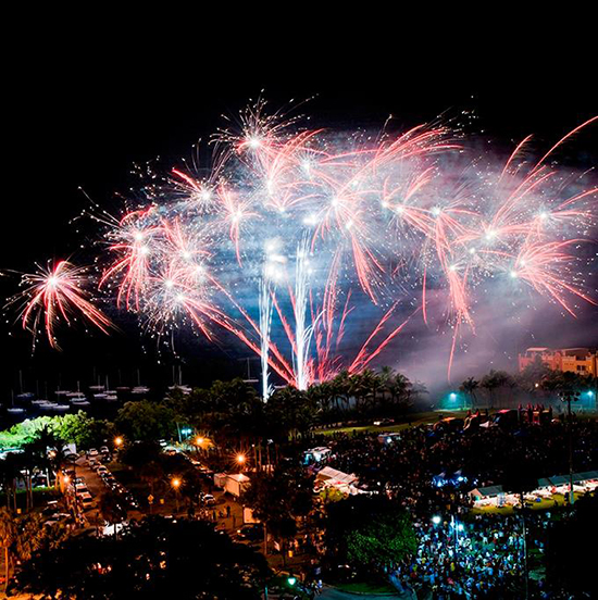 May The Fourth Be With You Waterside: Coconut Grove Grapevine: 4th Of July Picnic And Fireworks